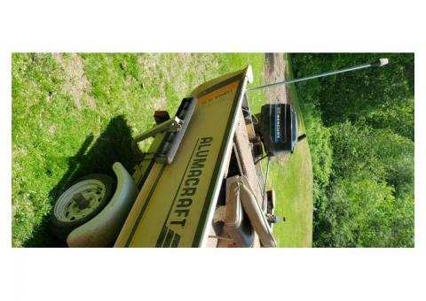 Alumacraft lunker 16ft