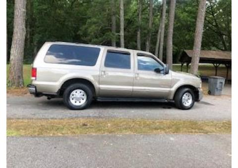 2000 Ford Excursion 2WD Diesel