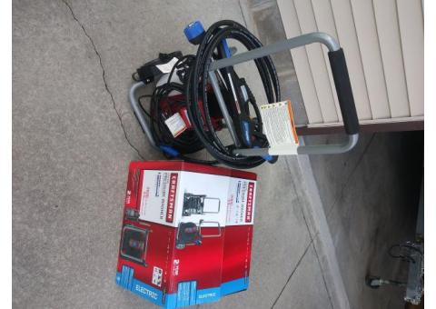 Sears Craftsman Electric Pressure Washer